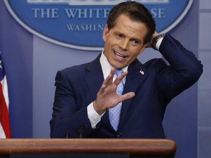 El nuevo director de comunicación de la Casa Blanca