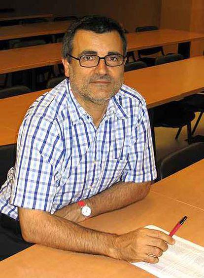 Jaume Sureda, catedrático de Ciencias de la Educación en Baleares.