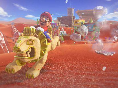Mario, Mario, Mario