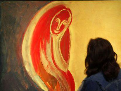 La muestra 'Roberta y Julio González' agrupa 108 obras.