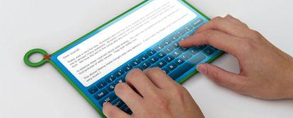 El nuevo diseño de la Fundación OLPC saldrá en 2012 y costará entre 50 y 70 euros.
