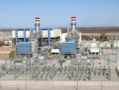Central eléctrica de ciclo combinado La Laguna (México)