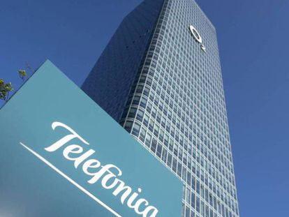 Sede de Telefónica O2 en Alemania.