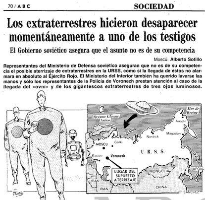 """Noticia del periódico ABC del día 10 de octubre de 1989. El documento puede verse <a href=""""http://hemeroteca.abc.es/nav/Navigate.exe/hemeroteca/madrid/abc/1989/10/11/070.html"""">en su hemeroteca</a>."""