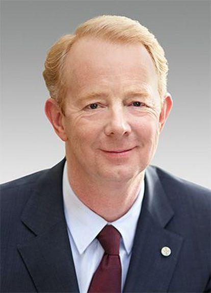 Marijn Dekkers, consejero delegado de Bayer.