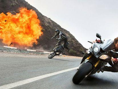 'Misión imposible': resucitar a Tom Cruise