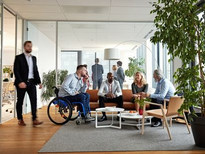 Empresas que suspenden en inclusión