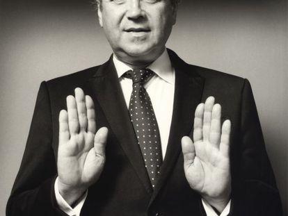 Antonio Miguel Carmona, candidato socialista al Ayuntamiento.