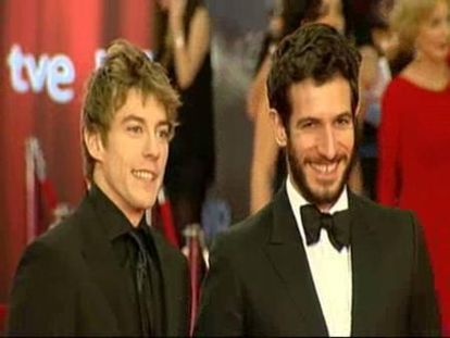 Las estrellas desfilan por la alfombra de los Premios Goya