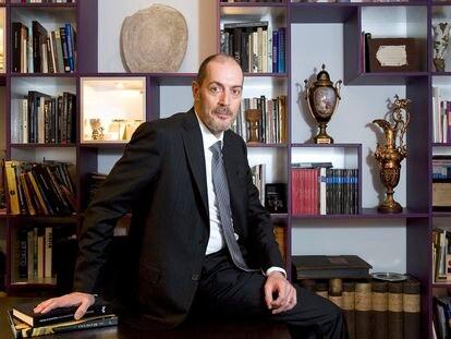Joan Oliveras Bagués, nuevo presidente del MNAC.