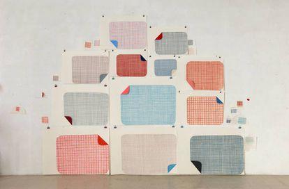 'Las mantas' (2013), de Sabine Finkenauer.