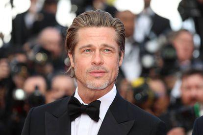 Brad Pitt, a su llegada al prestreno de 'Érase una vez... en Hollywood' en la última edición del Festival de Cannes, en mayo de 2019.