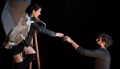 'Romeo and Juliet for 2', de la compañía griega IDEA Theatre Group, ha ganado, por unanimidad, el primer premio del jurado de Almagro Off.