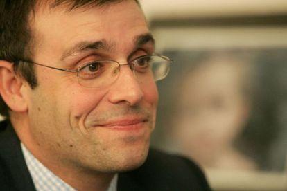 Arturo Canalda, en noviembre de 2006, poco después de ser nombrado.