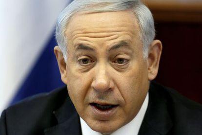 El primer ministro israelí, Benjamín Netanyahu, el pasado 6 de abril.