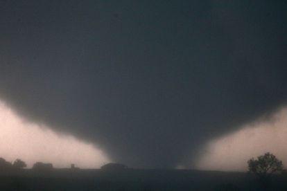 El tornado de Oklahoma del pasado viernes, el más ancho de la historia de EE UU