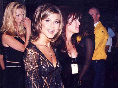 Jennifer Aniston en 1995, un año después de que se estrenara 'Friends', la serie que la catapultó a la fama con solo 25 años.