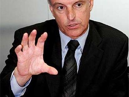 Colin Dyer, presidente mundial de Jones Lang Lasalle