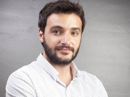 El periodista de El País, Pablo Ferri