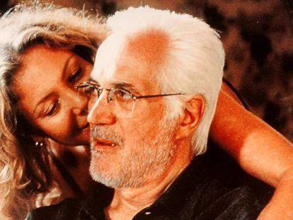 Cecilia Roth y Federico Luppi, en 'Martín (Hache)'.