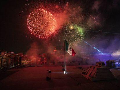 México celebra la independencia en silencio por segunda vez