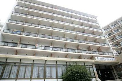 Hotel Cala Mayor de Palma donde ha muerto una joven italiana.