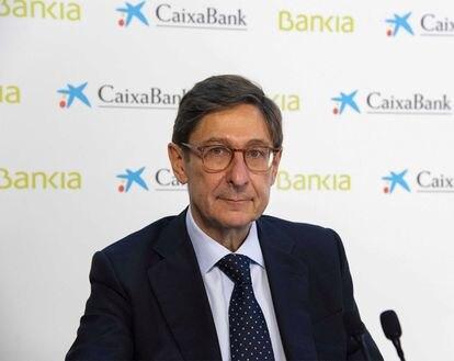 José Ignacio Goirigolzarri, presidente de Bankia, el 18 de septiembre pasado, en Barcelona. David Campos-Bankia/REUTERS