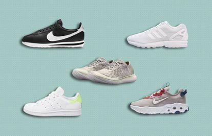 adidas nike new balance