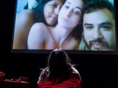 'Qué locura enamorarme yo de ti', en cartel en Teatro del Barrio.