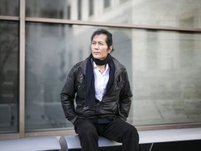 """El filósofo surcoreano Byung-Chul Han, un destacado diseccionador de la sociedad del hiperconsumismo, explica en Barcelona sus críticas al """"infierno de lo igual"""""""
