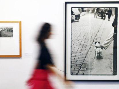 Exposición de Ramón Masats en Santander.
