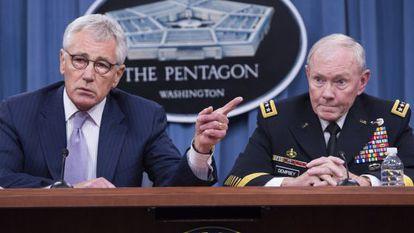 Los jefes del Pentágono explican la operación fallida para liberar a Foley