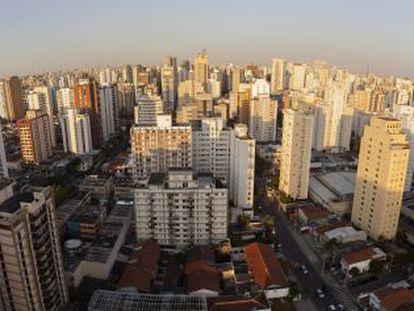 Panorámica de São Paulo
