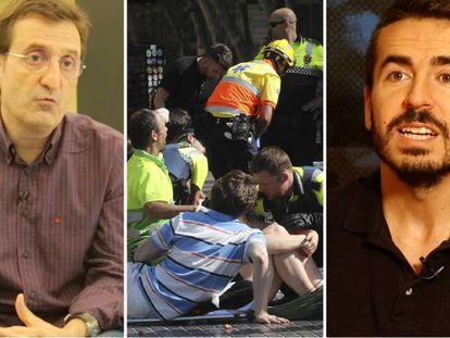 En vídeo, Jesús García y Óscar López-Fonseca recuerdan los atentados de Barcelona y Cambrils.