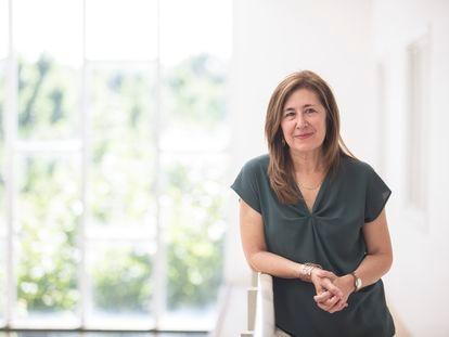 Amaya Mendikoetxea, la rectora electa de la Universidad Autónoma de Madrid.