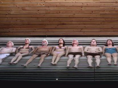 Fotograma de la película ' La giovinezza', de Paolo Sorrentino