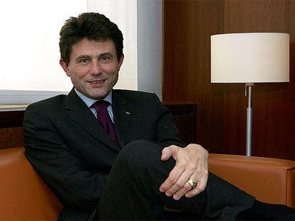 Henri de Castries, presidente del grupo Axa