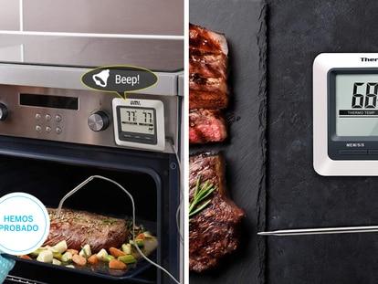 Los mejores termómetros de cocina para el horno