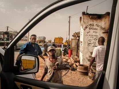 Kaolack, Senegal. Junio 2010.