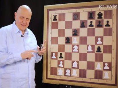 El mejor jugador español desde Ruy López (s. XVI) convierte la armonía de sus piezas en ataque letal