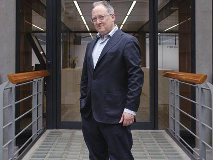 Gideon Rachma fotografiado en Londres el pasado 19 de junio.