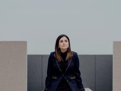 Núria Pastor, cofundadora de HumanITcare.