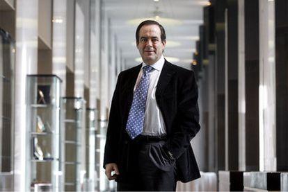 José Bono, en el Congreso de los Diputados.