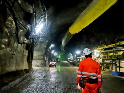 Una galería inclinada de 5.2 kilómetros para poner al día la mayor mina de Cataluña