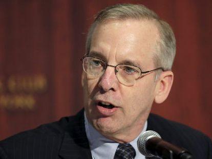 William Dudley, presidente de la Reserva Federal de Nueva York