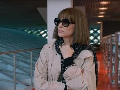 Cate Blanchett, en 'Dónde estás, Bernadette'.