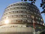 Sede del Tribunal Constitucional en Madrid. EFE