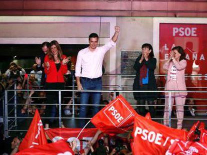 Cristina Narbona mantiene que el partido no descarta gobernar en minoría pero que  no hay ninguna prisa
