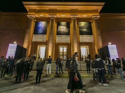 Sólo el Museo de Bellas Artes convocó a 15.000 personas.
