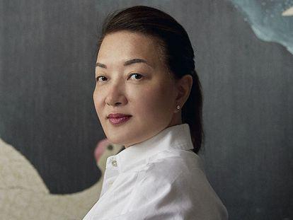 María Li Bao, en su restaurante China Crown.